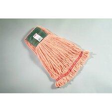 Medium Web Foot Wet Mop Head in Orange