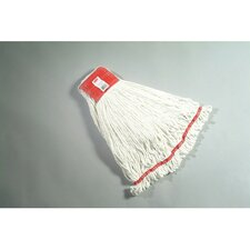 Large Web Foot Wet Mop Head in White