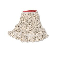 Large Super Stitch Blend Mop Heads in White