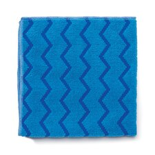 Hygen Microfiber Cleaning Cloths in Blue
