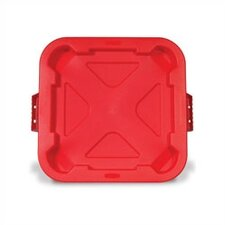 <strong>Rubbermaid Commercial Products</strong> Brute Snap Lock Lid - 28 Gallon