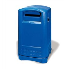 Plaza Paper Industrial Recycling Bin