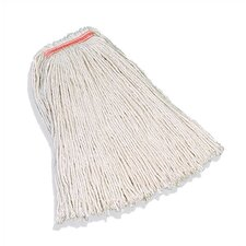 Premium Cut-End Cotton Mop (Set of 6)