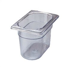 9 Space Extra Cold Food Pan (Set of 6)