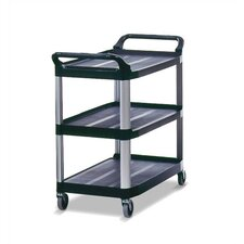 <strong>Rubbermaid Commercial Products</strong> Open Sided Utility Cart