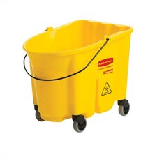 WaveBrake Bucket with Caster Kit (Yellow)