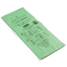 Paper Vacuum Bag for Rubbermaid Commercial Traditional Upright Vacuum