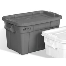 Brute Tote Box in Gray (Set of 6)
