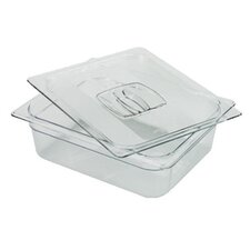 2 Space Wide Cold Food Pan