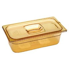 <strong>Rubbermaid Commercial Products</strong> 3 Space Hot Food Pan