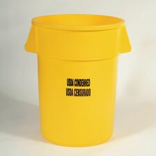 BRUTE® 44 Gallon Round Containers
