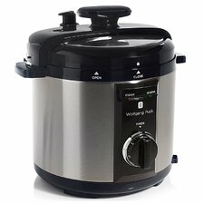 8-Quart Automatic Rapid Pressure Cooker