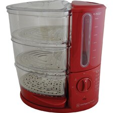 3-Tier Rapid Food Steamer