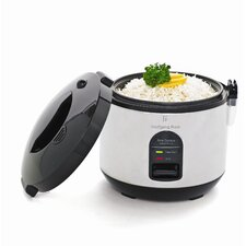 10 Cup Rice Cooker with Removable Lid
