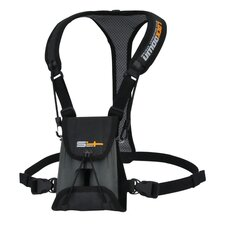 LockDown Micro Binocular Harness in Black / Gray