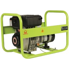 3,750 Watt Diesel Generator with Recoil Start