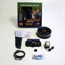 Humane Contain Advanced Electronic Fence Super System