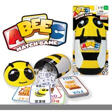 <strong>Endless Games</strong> A-Bee-C Matching Game