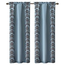 <strong>Victoria Classics</strong> Garwood Damask Window Treatment Collection