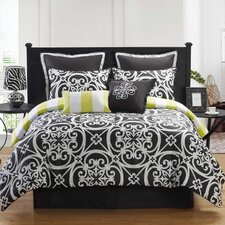 Kennedy Reversible Comforter Set
