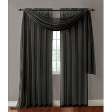 Infinity Sheer Curtain Single Panel
