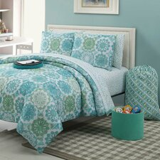 Isadora 9 Piece Extra Twin Comforter Set
