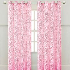 Ombre Curtain Single Panel