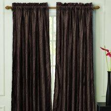 Nathan Lined Rod Pocket  Curtain Single Panel