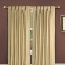 Manchester Pinch Pleat Curtain Panel