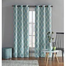 Kenter Blackout Curtain Panel (Set of 2)