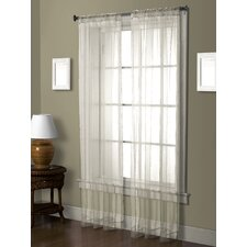 <strong>Victoria Classics</strong> Cedar Rod Pocket Curtain Single Panel