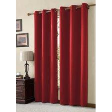 Mckenzie Grommet Curtain Single Panel