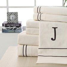 Monogram Sheet Set