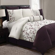 Sadie 8 Piece Comforter Set