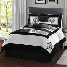 Breckenridge 7 Piece Comforter Set