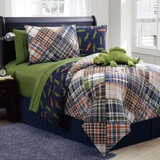 Alligator Comforter Set