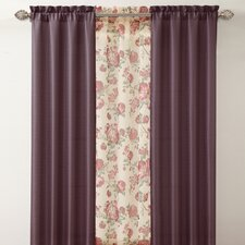 Shanna 3 in 1 Curtain Panel