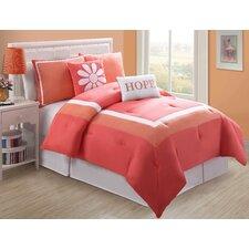 Hotel Juvi 4 Piece Comforter Set