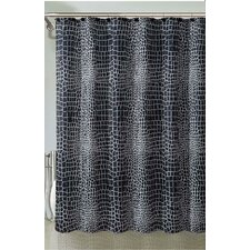 Nomad Polyester Shower Curtain