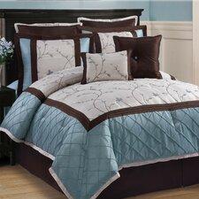 Alexandria 8 Piece Comforter Set