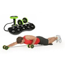 Roll and Flex Ab Roller