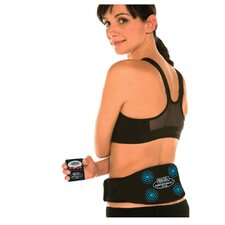 Electronic Back Pain Relief System
