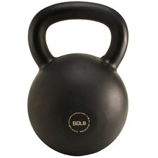 <strong>Muscle Driver USA</strong> 90 lb Black Series Kettlebell