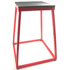 "30"" Steel Plyometric Box in Red"