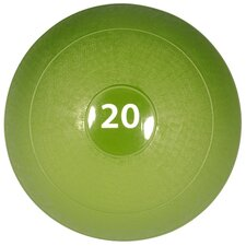 <strong>Muscle Driver USA</strong> 20 lb Slammer Ball in Green