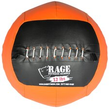 <strong>Muscle Driver USA</strong> 12 lb Rage Ball in Orange