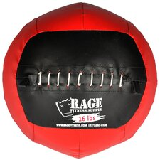<strong>Muscle Driver USA</strong> 16 lb Rage Ball in Red