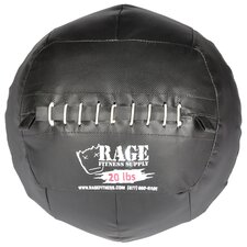 <strong>Muscle Driver USA</strong> 20 lb Rage Ball in Black