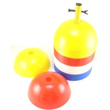 <strong>Muscle Driver USA</strong> Heavy Duty Done Cones (Set of 40)