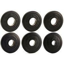 <strong>Muscle Driver USA</strong> Pendlay 1kg Rule Rubber Change Plate Set